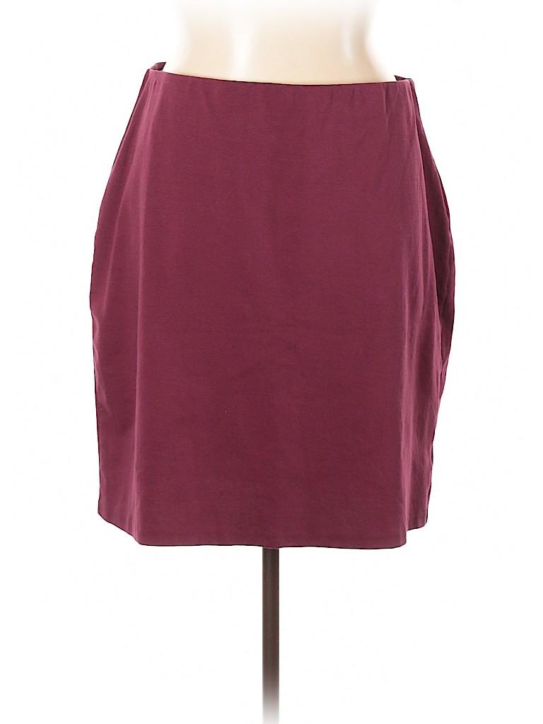 Talbots Women Casual Skirt Size XL