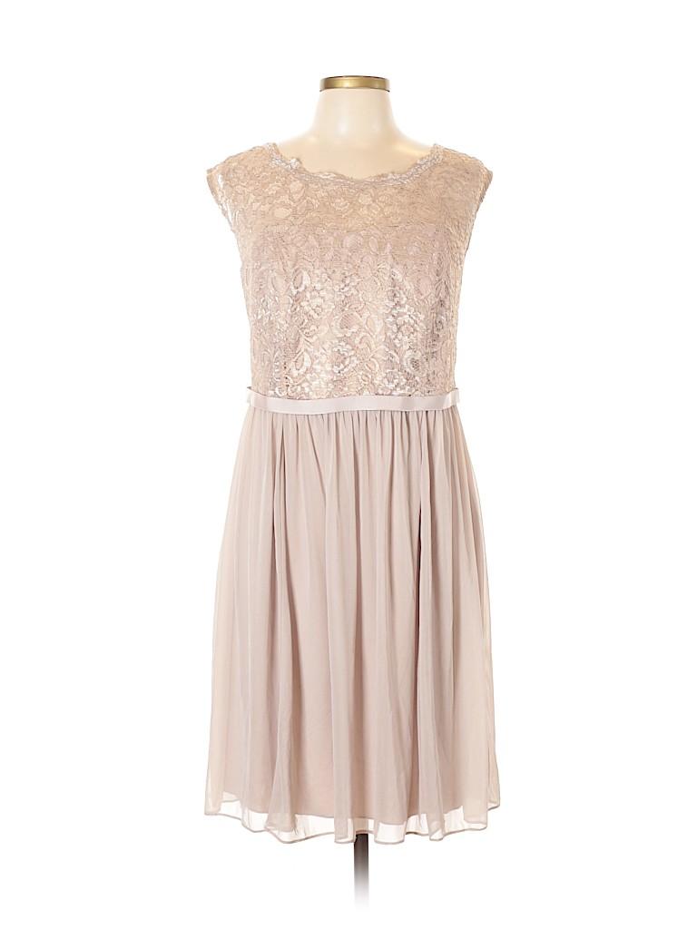 David's Bridal Women Casual Dress Size 16