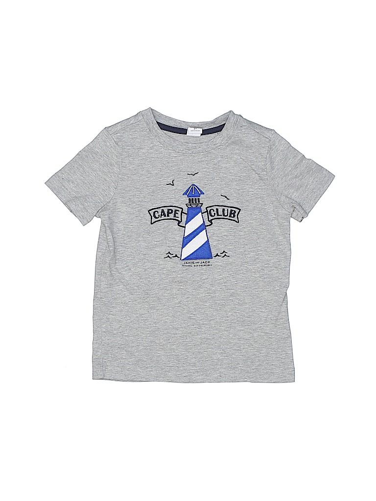 Janie and Jack Boys Short Sleeve T-Shirt Size 2T