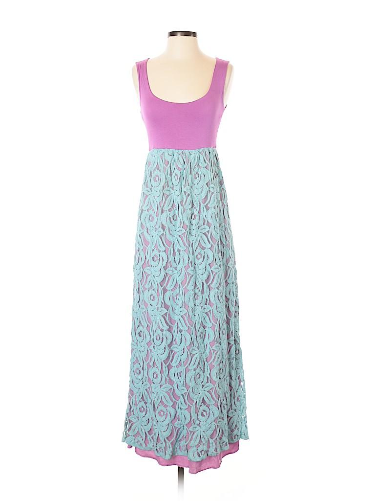 Pink Blush Women Casual Dress Size S