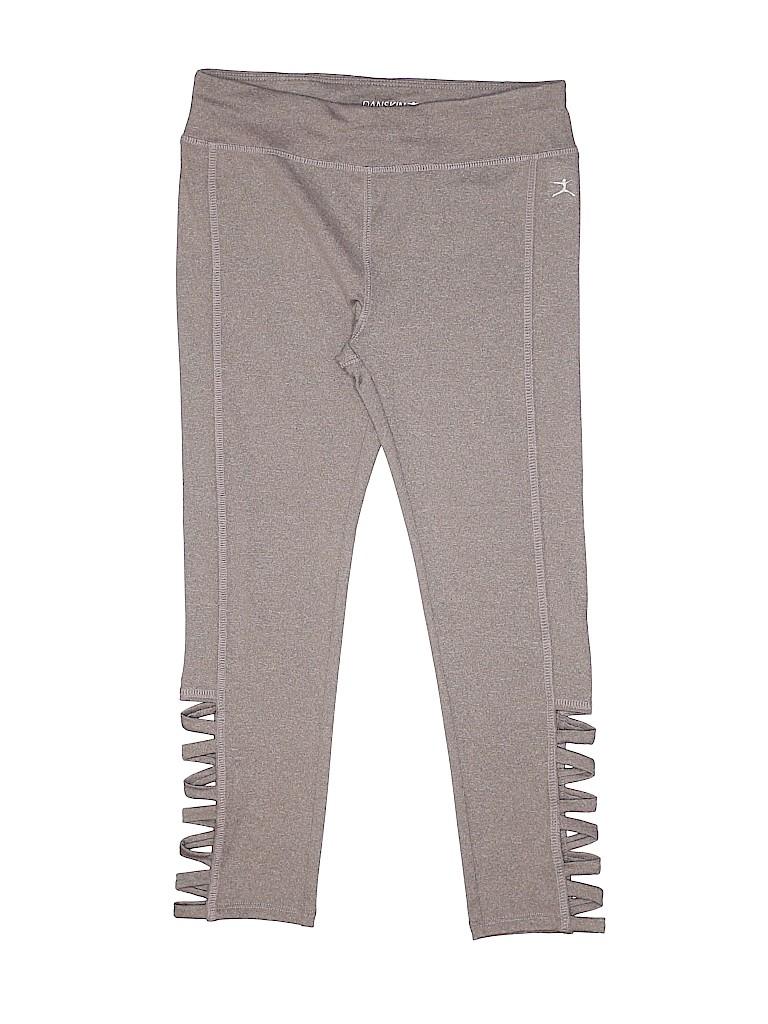 Danskin Girls Active Pants Size M (Youth)