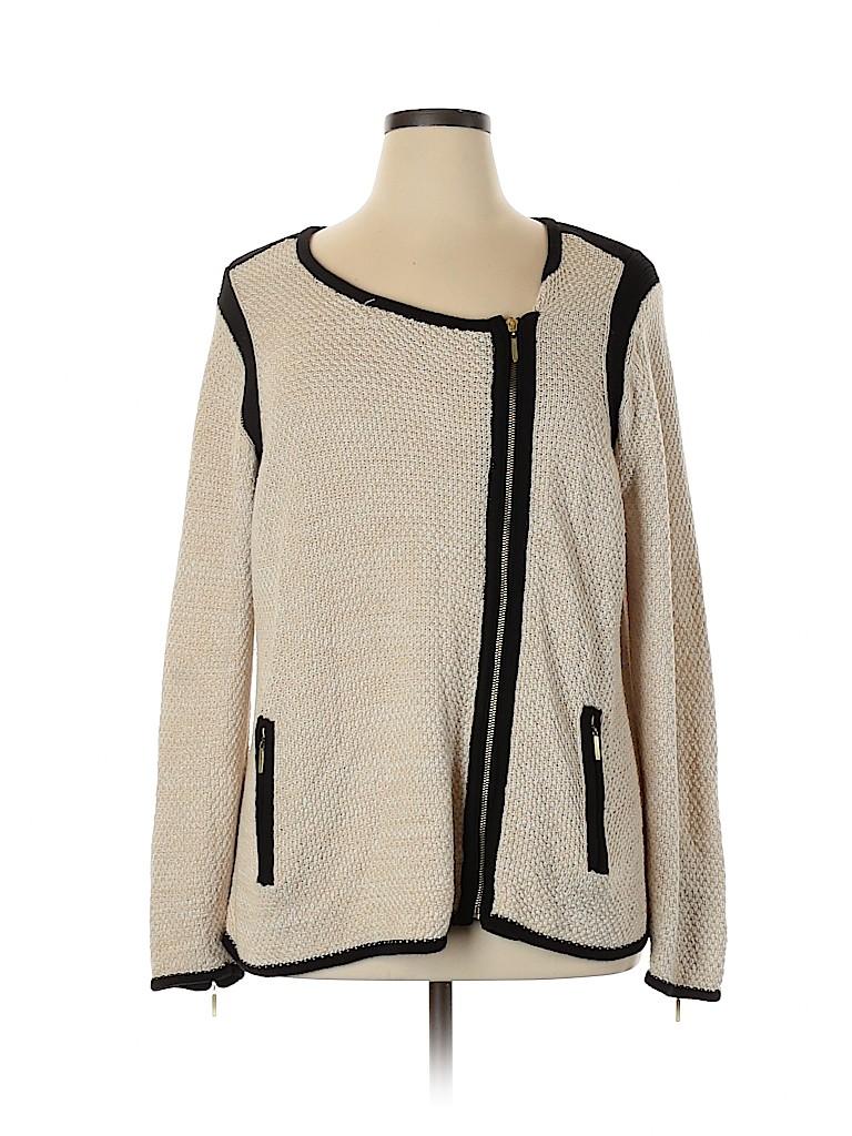 Lane Bryant Women Jacket Size 18 - 20 Plus (Plus)