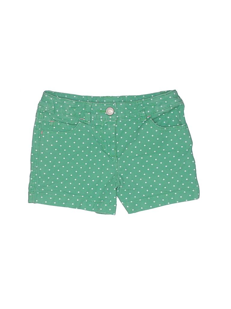 Mini Boden Girls Denim Shorts Size 7