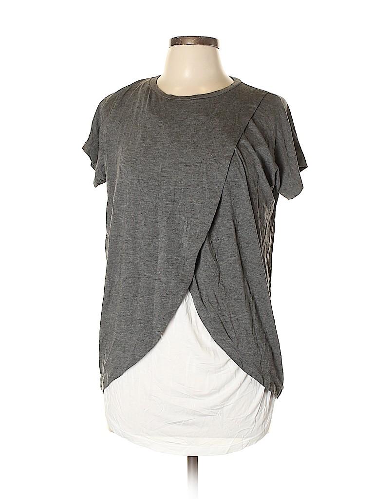 ASOS Women Short Sleeve Top Size 8