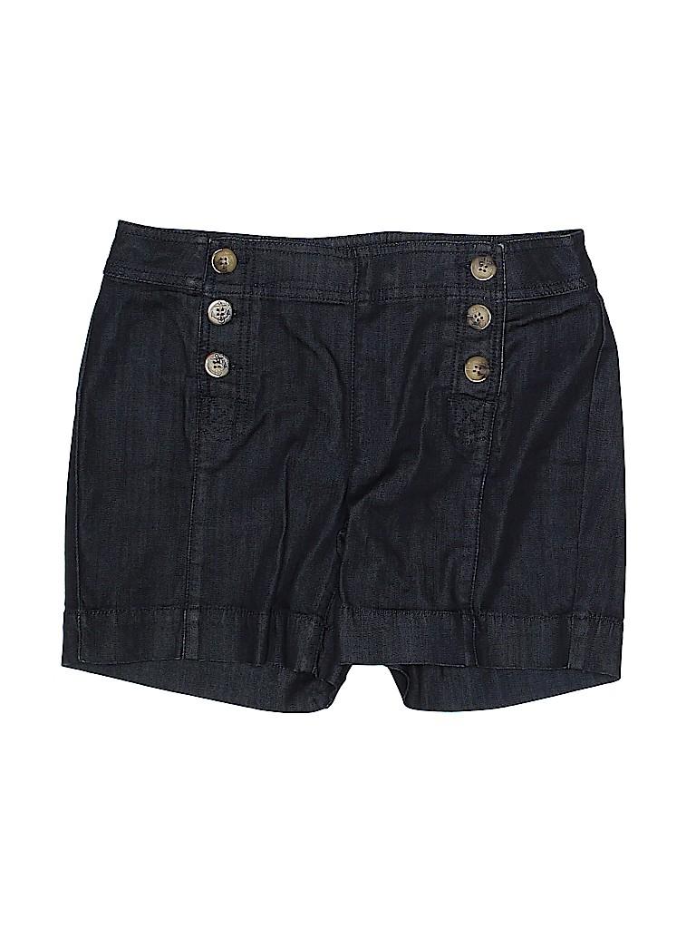 Level 99 Women Denim Shorts 27 Waist
