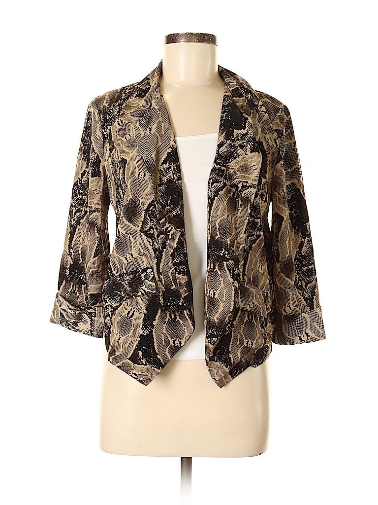 Sparkle & Fade Women Blazer Size M