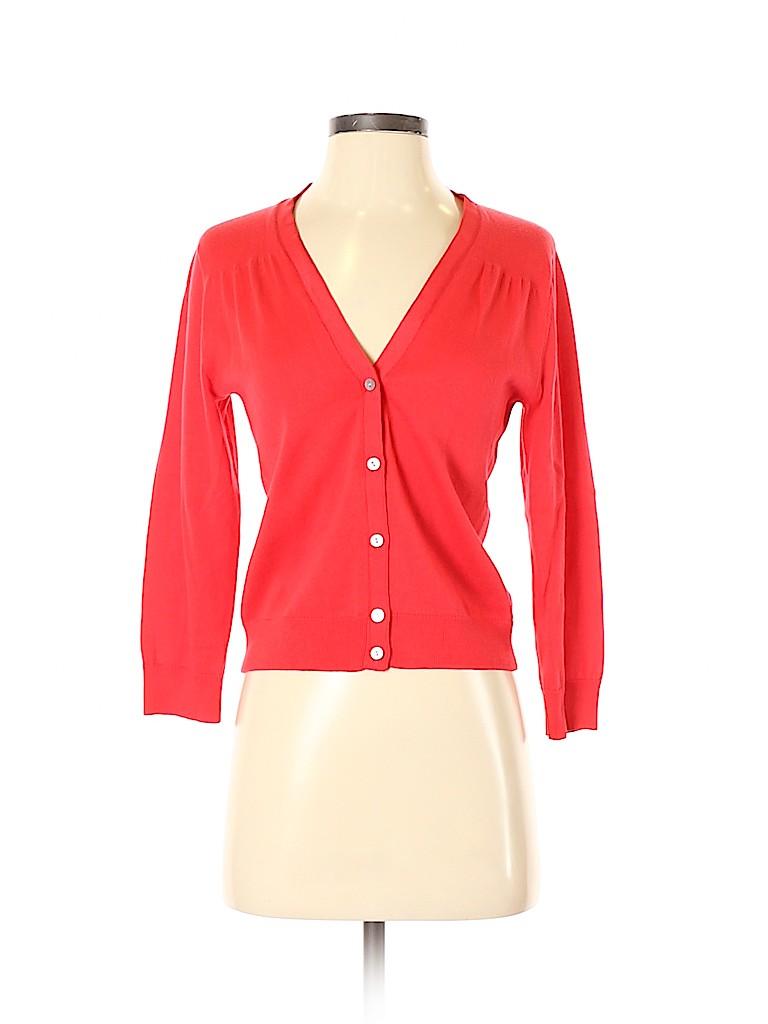 Lands' End Women Cardigan Size S