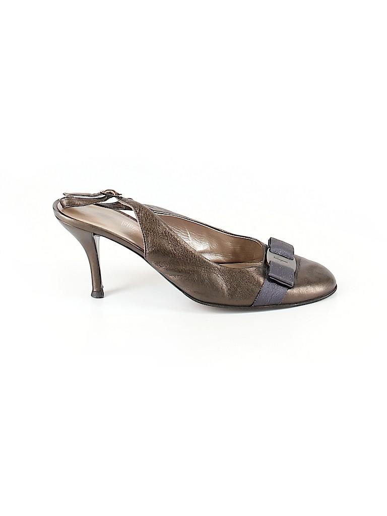 Salvatore Ferragamo Women Mule/Clog Size 10