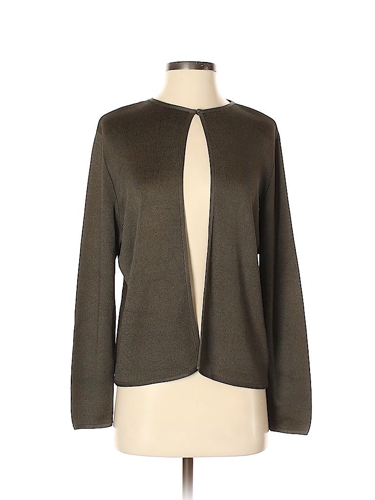 Carlisle Women Silk Cardigan Size S