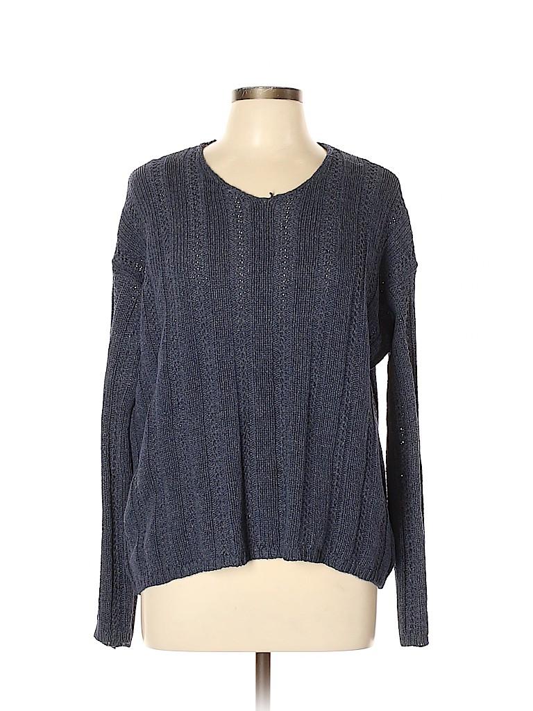 DKNY Jeans Women Pullover Sweater Size L