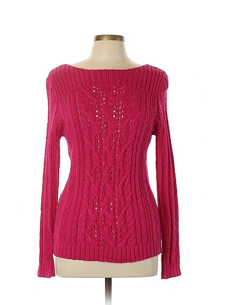 Jones New York Women Pullover Sweater Size L