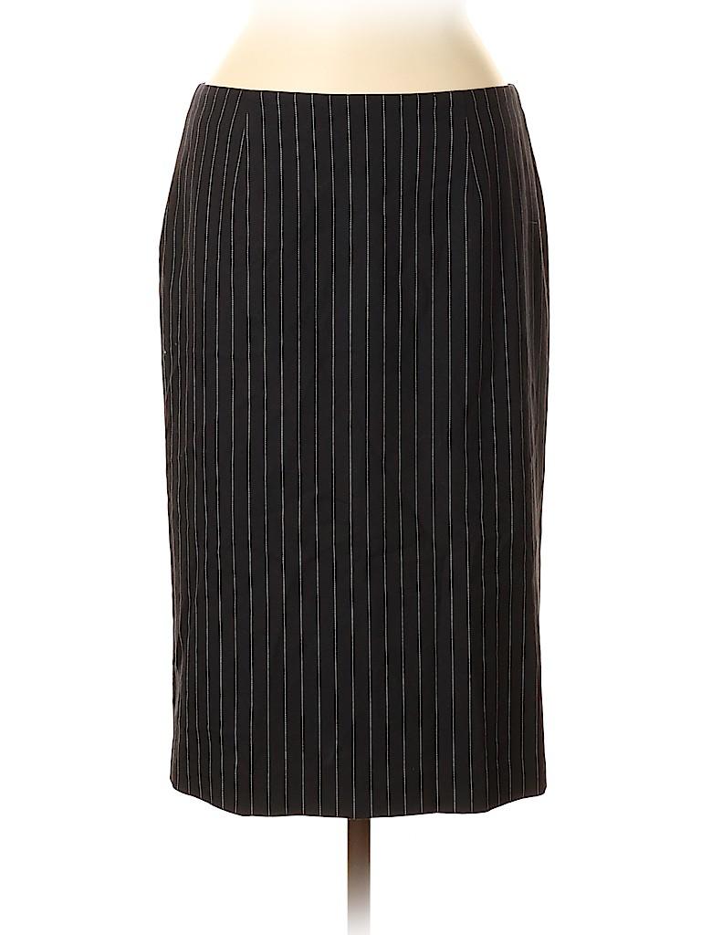 Polo by Ralph Lauren Women Wool Skirt Size 8