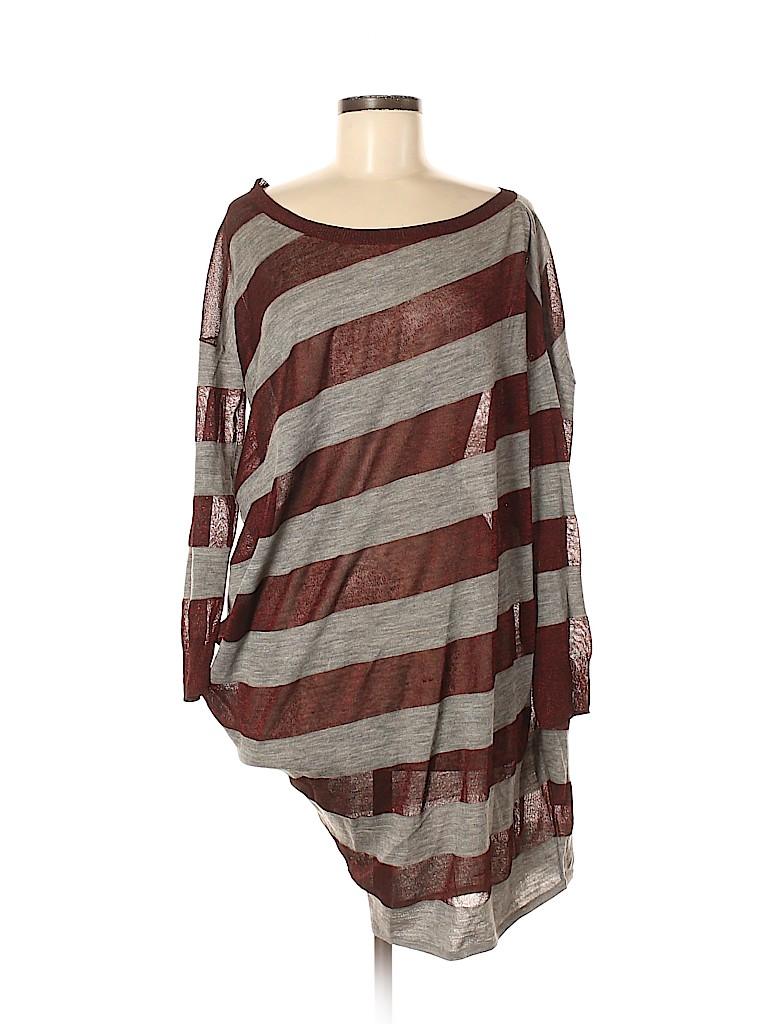 All Saints Women Wool Pullover Sweater Size 6