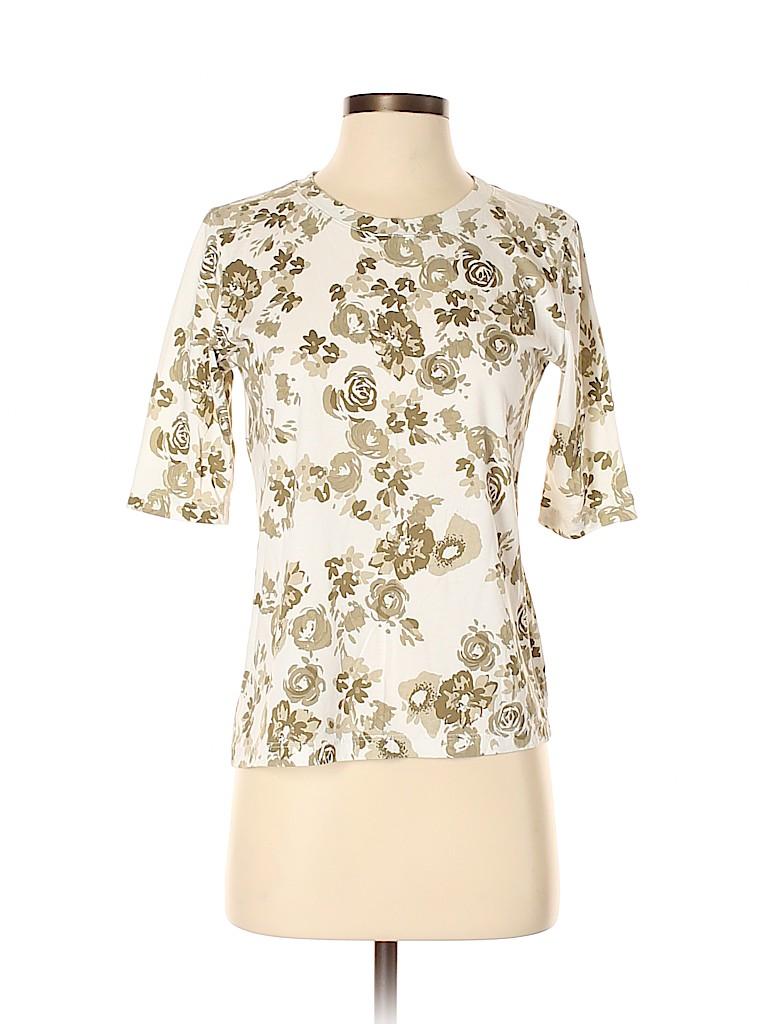 Orvis Women Short Sleeve T-Shirt Size XS