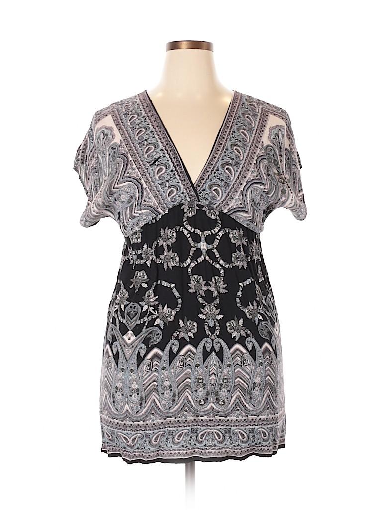 Angie Women Casual Dress Size XL