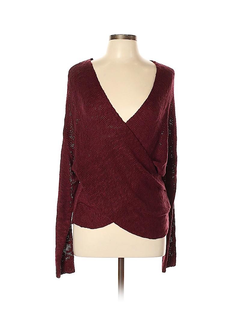 Lush Women Pullover Sweater Size L
