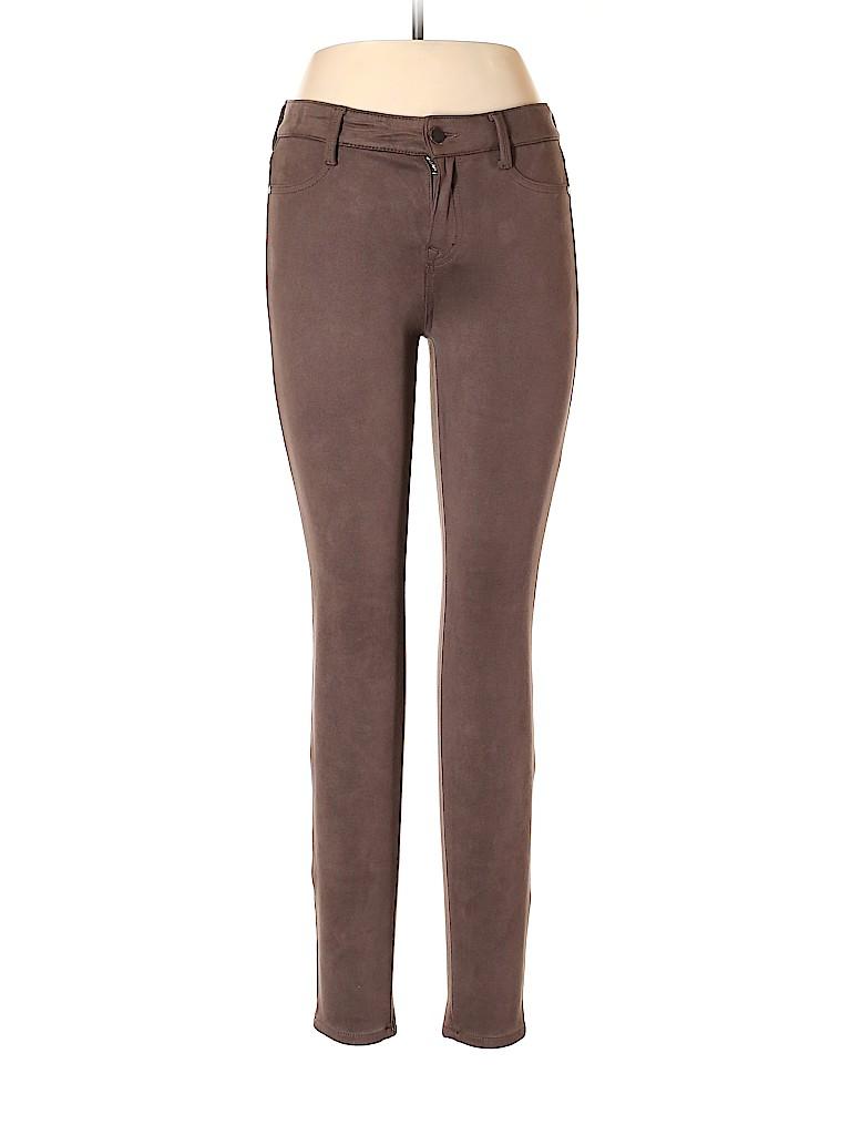 Level 99 Women Casual Pants 28 Waist