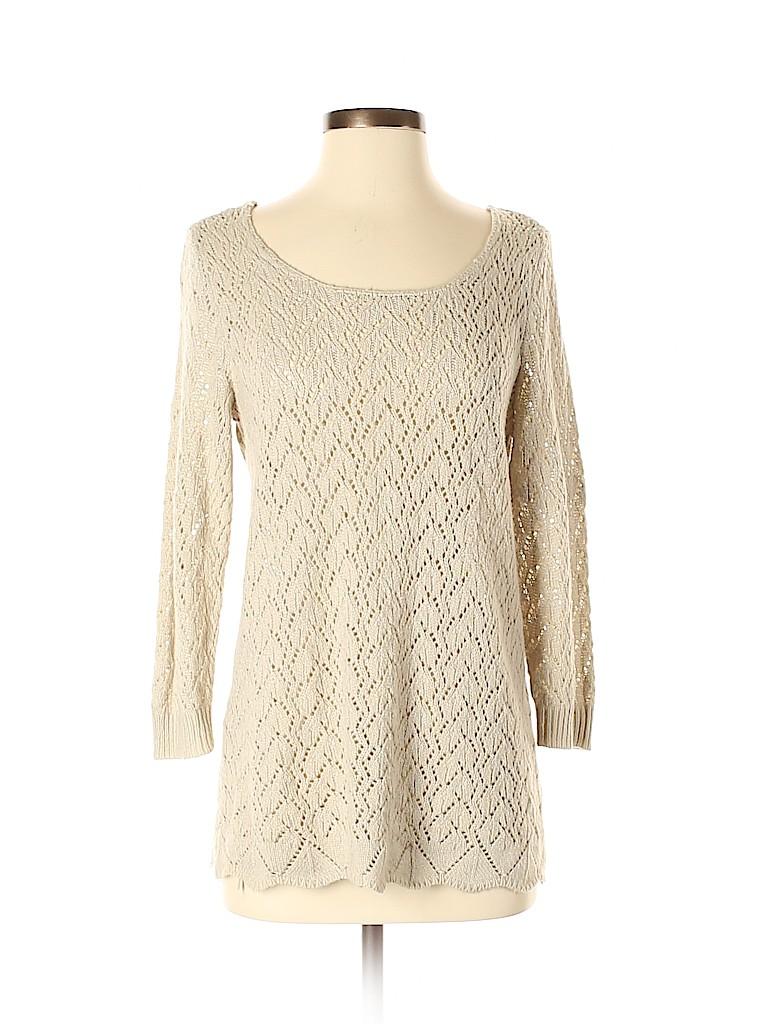 Debbie Morgan Women Pullover Sweater Size S