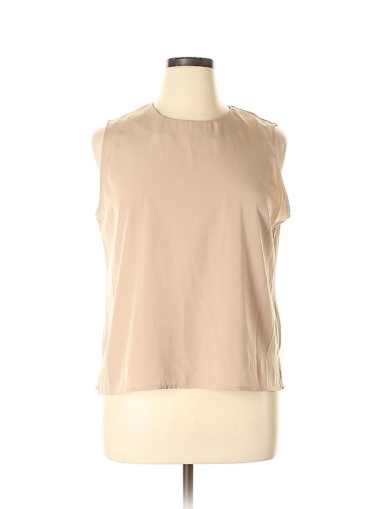 Notations Women Sleeveless Blouse Size XL