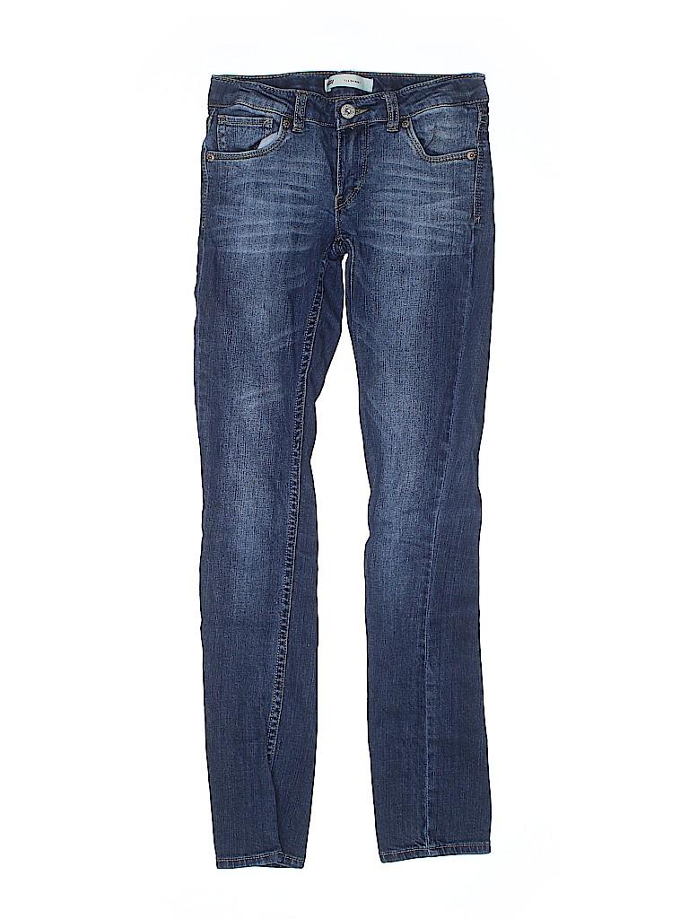 Levi's Girls Jeans Size 14 (Slim)