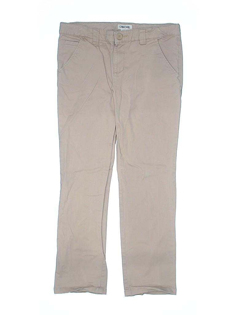 Cherokee Girls Khakis Size 12