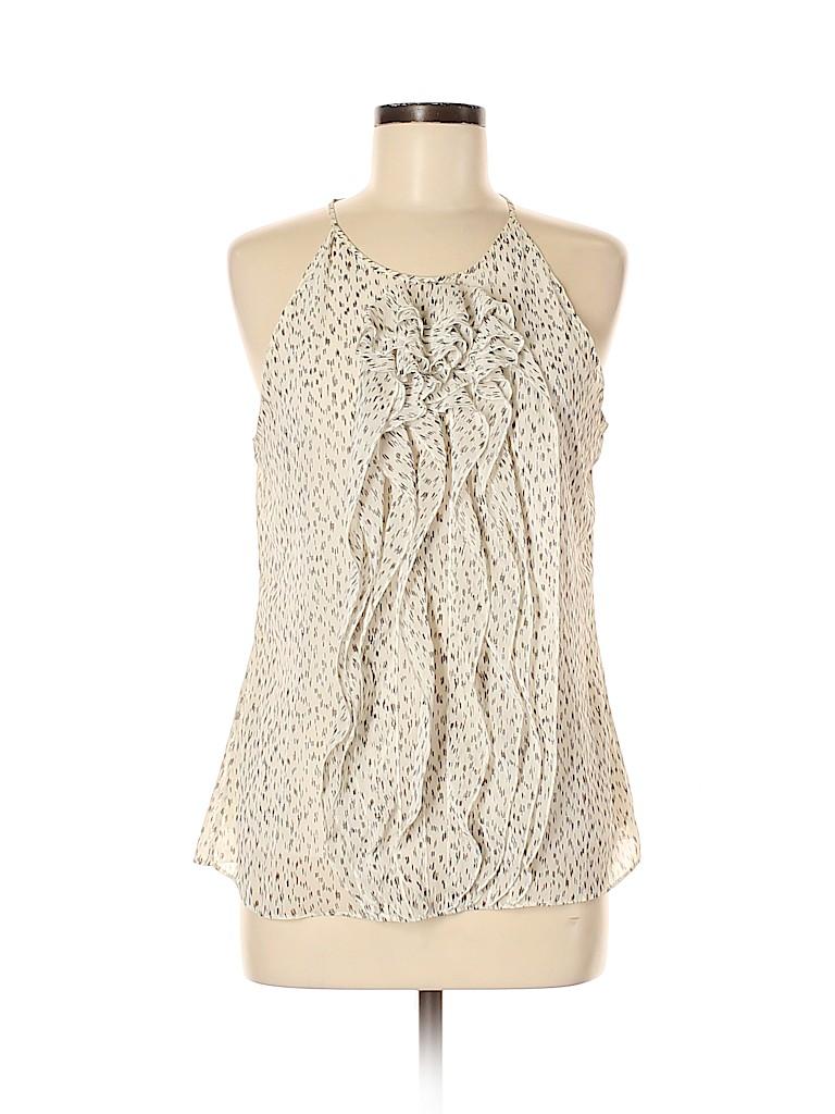Ann Taylor Factory Women Sleeveless Blouse Size 8