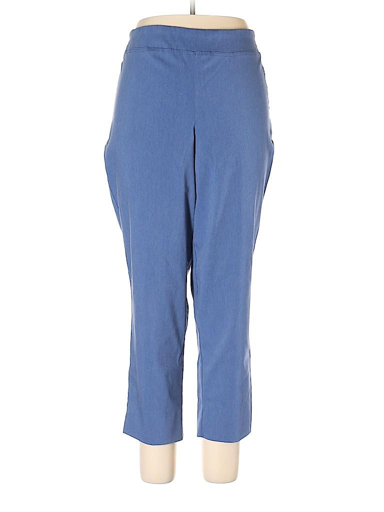 Kenar Women Casual Pants Size 16W