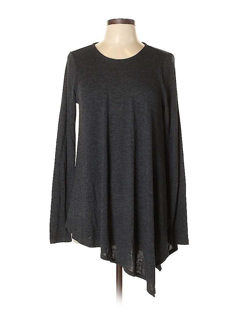 Three Dots Women Pullover Sweater Size L
