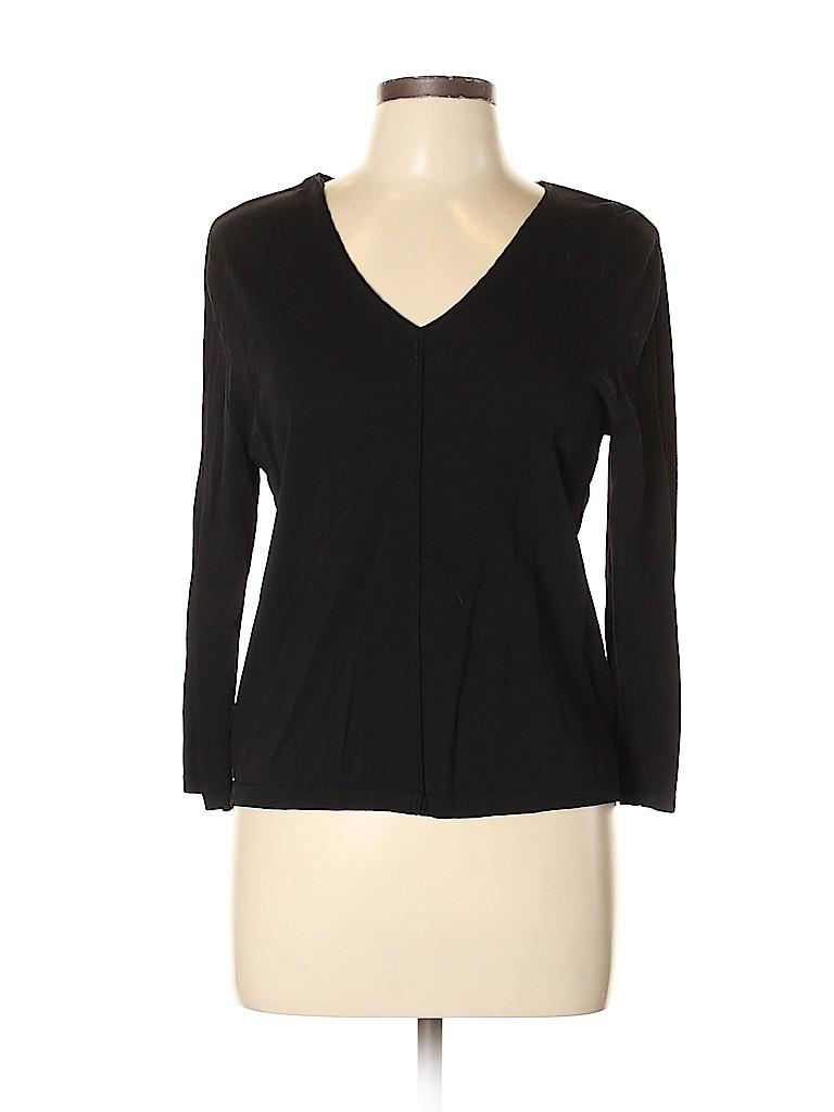 AK Anne Klein Women Pullover Sweater Size L