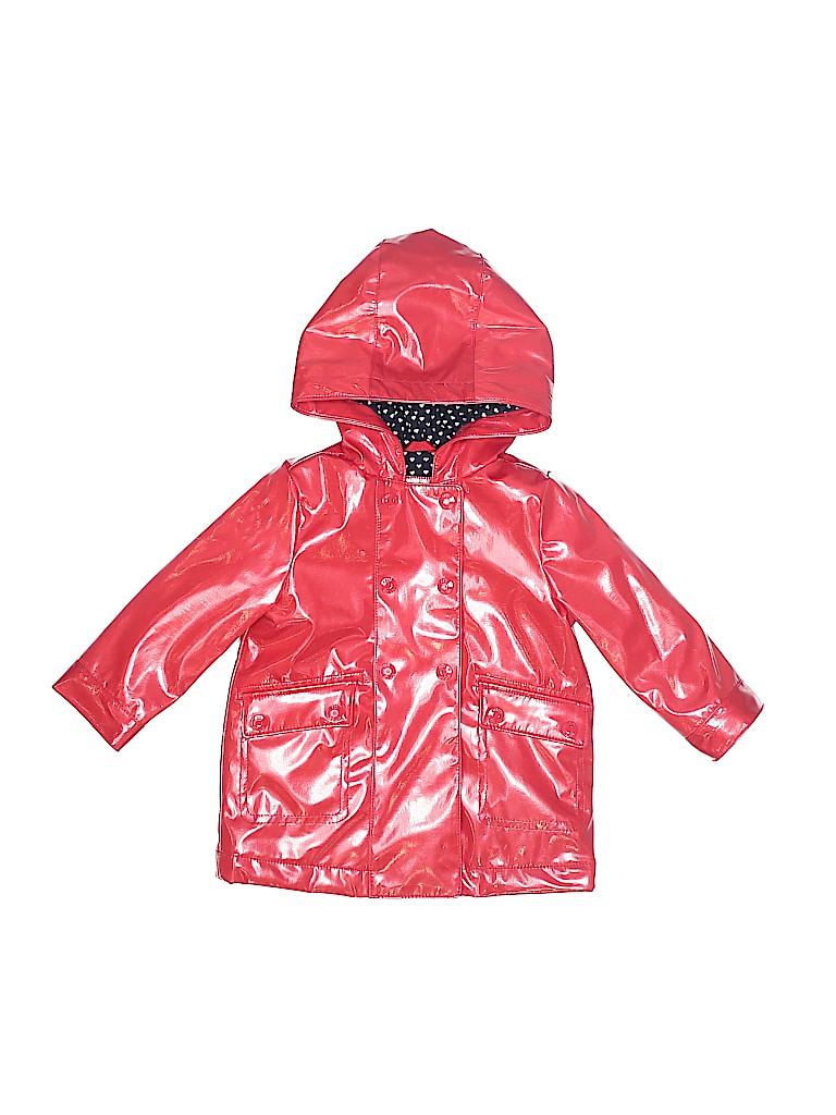 Baby Gap Girls Raincoat Size 18-24 mo