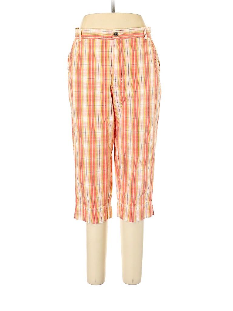 Liz Claiborne Women Casual Pants Size 14 (Petite)