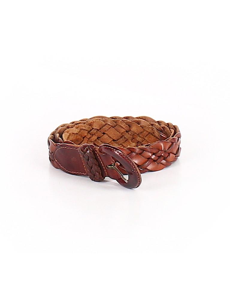 Omega Women Leather Belt Size S