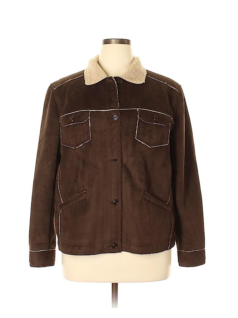 Northern Reflections Women Jacket Size XL