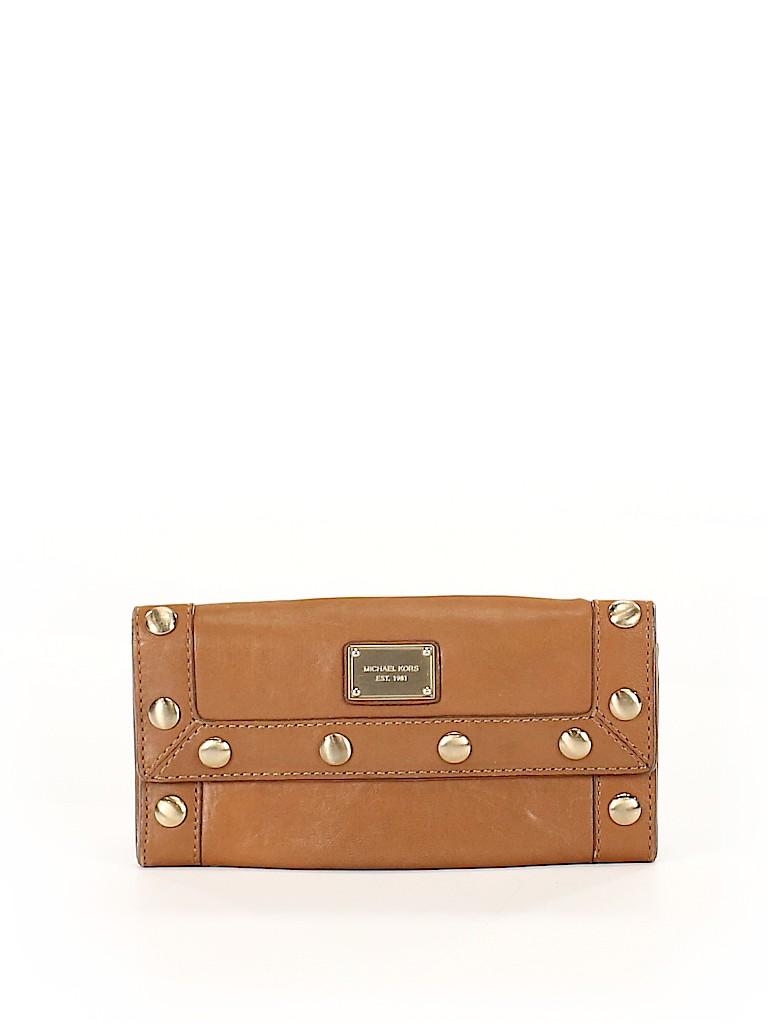 MICHAEL Michael Kors Women Leather Wallet One Size