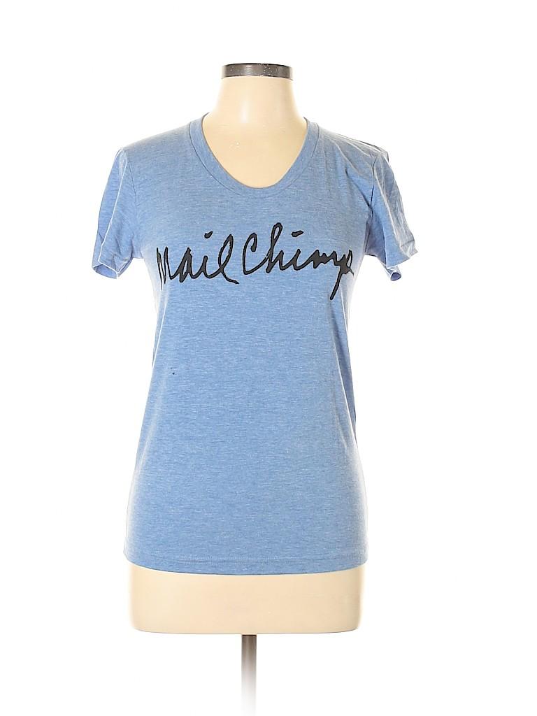 American Apparel Women Short Sleeve T-Shirt Size XL