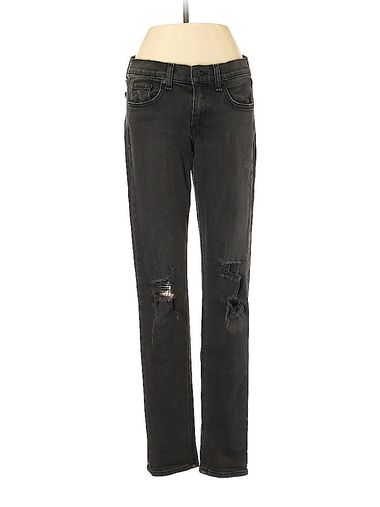Rag & Bone Women Jeans 23 Waist