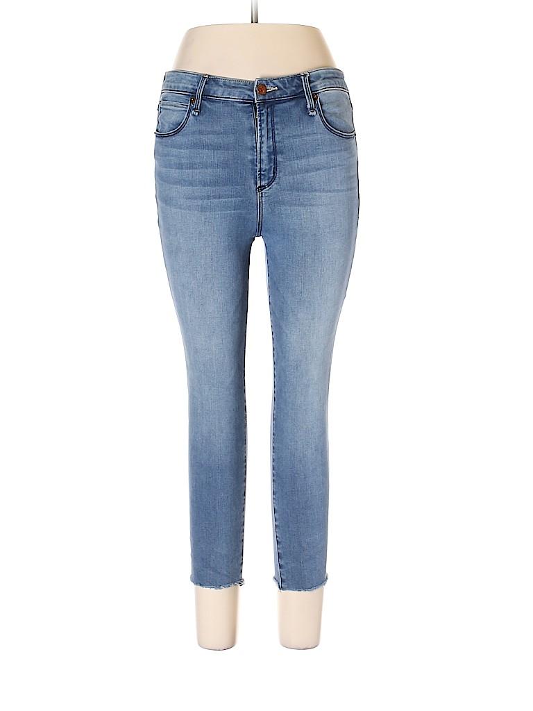 Abercrombie & Fitch Women Jeans Size 10 SHORT