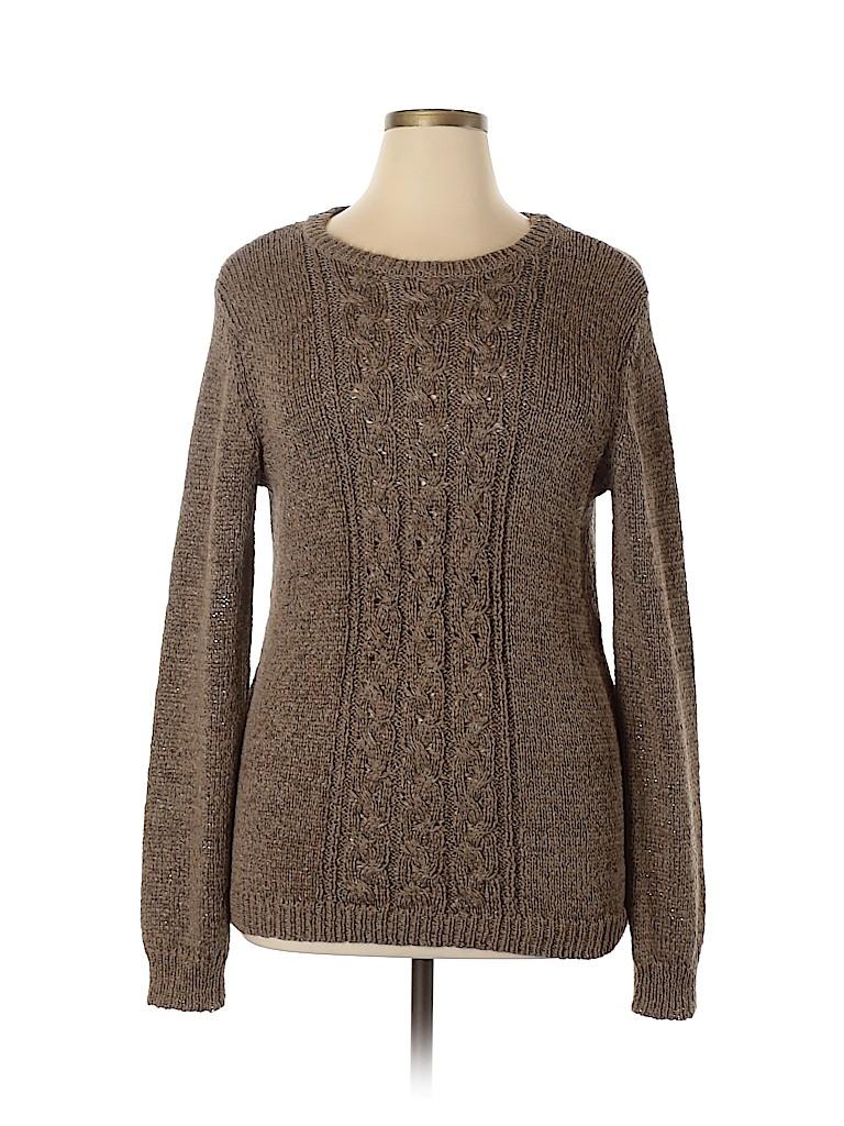 Elliott Lauren Women Pullover Sweater Size L