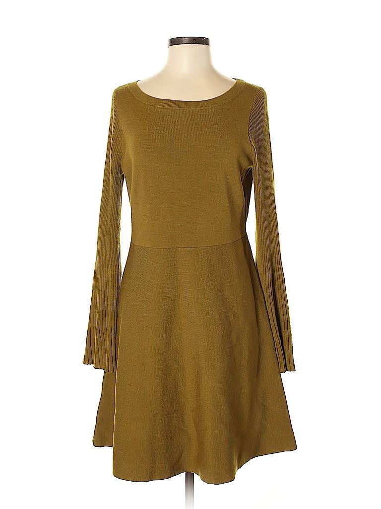 Ann Taylor Women Casual Dress Size M