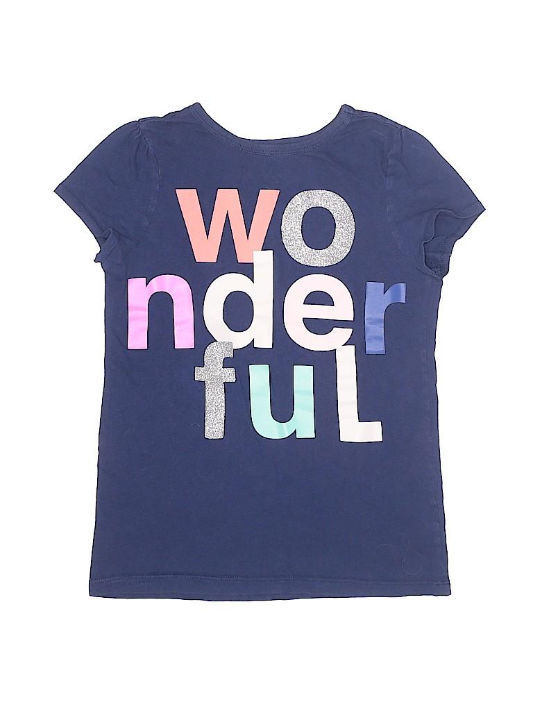 Crazy 8 Girls Short Sleeve T-Shirt Size 10 - 12