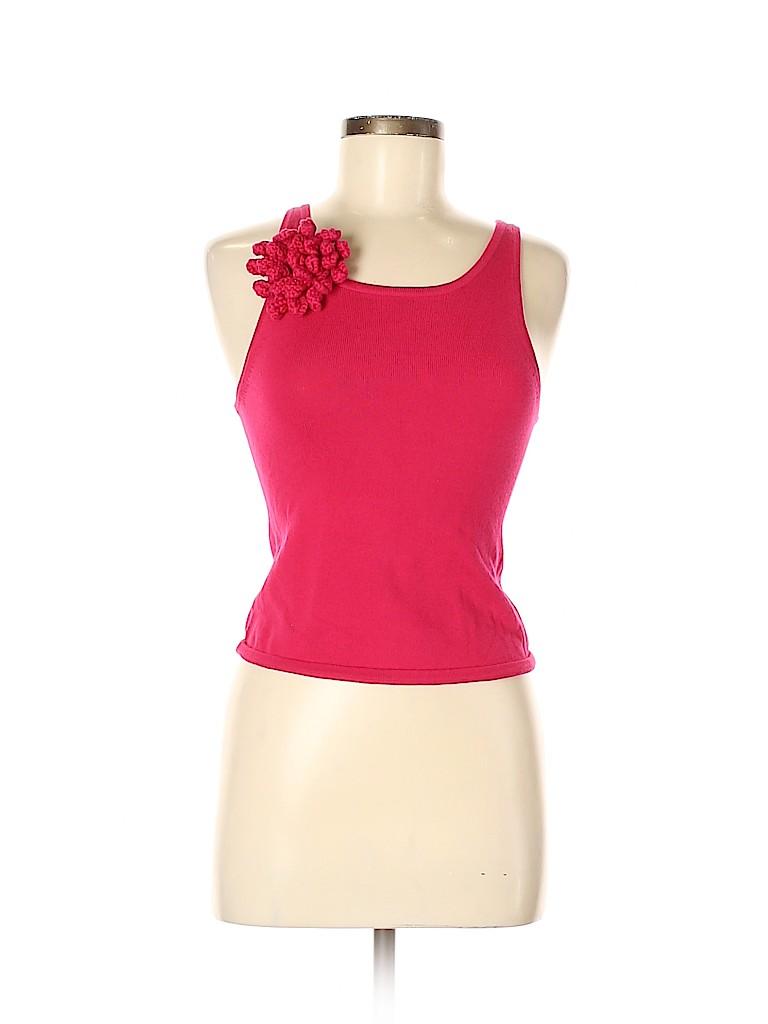 Tibi Women Sleeveless Top Size M