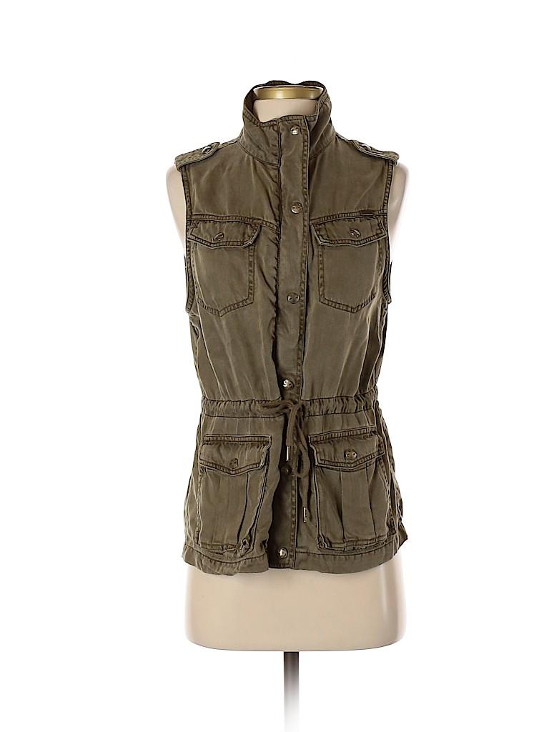 Max Jeans Women Vest Size XS