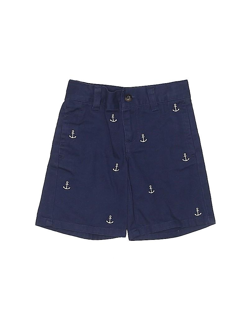 Janie and Jack Boys Khaki Shorts Size 3