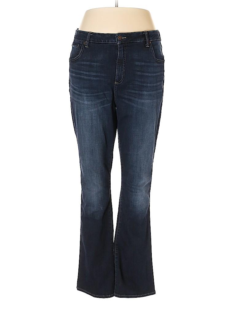 Lucky Brand Women Jeans Size 18W (Plus)