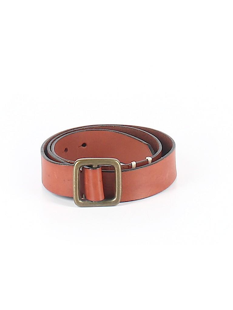 Gap Women Leather Belt Size M