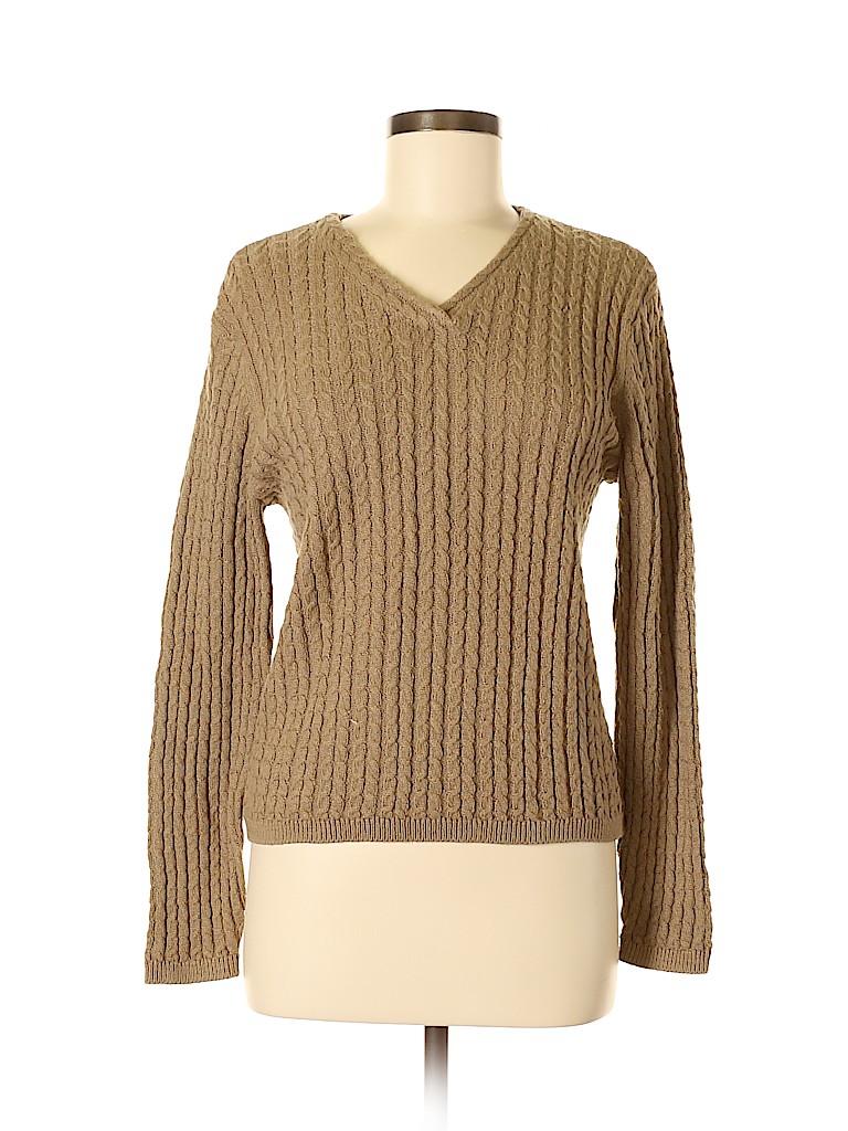 Talbots Women Pullover Sweater Size M (Petite)