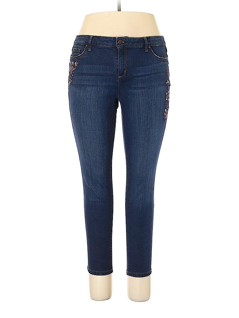 JS by Jessica Simpson Women Jeans Size 16