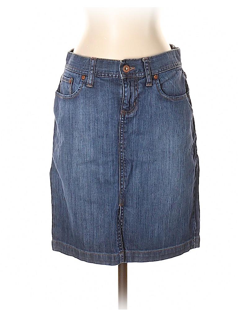 Gap Outlet Women Denim Skirt Size 2