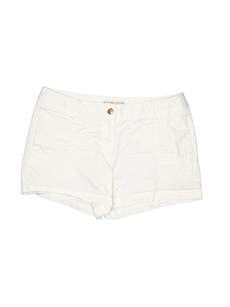 MICHAEL Michael Kors Women Khaki Shorts Size 8