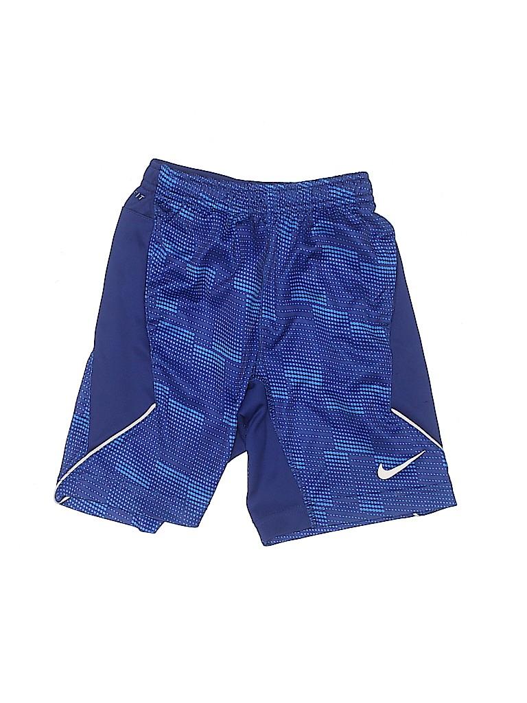 Nike Boys Athletic Shorts Size 4